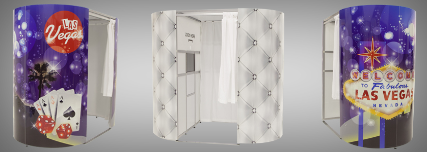 Photo booths to hire