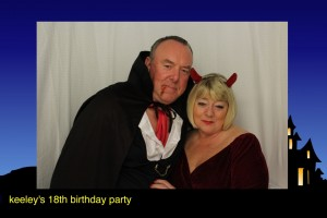 havinf fun in our photo booth liverpool 11