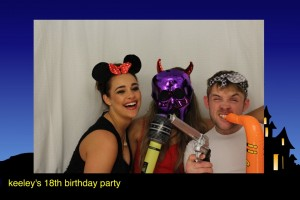 havinf fun in our photo booth liverpool 2
