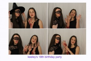 havinf fun in our photo booth liverpool 7