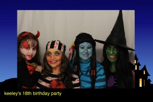 havinf fun in our photo booth liverpool 8